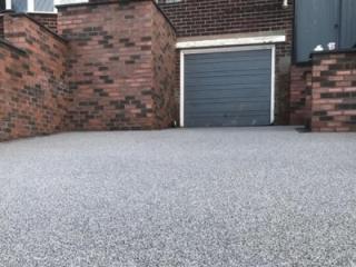 New Resin Bound Driveway Bramhall