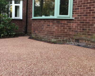 New World Resin Resin Bound Driveway