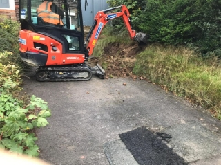 Removing the old drive