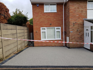 New Resin Driveway in Offerton, Stockport